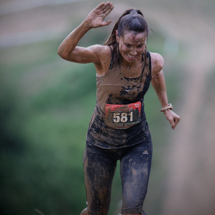 mud run timing southern california